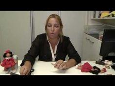 Boneca Russa com moldes - Artesã Hermela Cris - Cenário Feminino em 28/06/2014 - YouTube