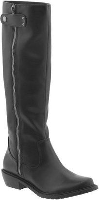 Great Flat Black Boot by Mia Page...check out www.tystyleme.com for this great shoe!