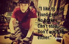 Premium Rush is awesome. Don't judge me.