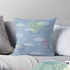 My floating hot-air balloons are now available at @Redbubble on many products in blue and grey! Take a look at kobyakov.redbubble.com . Mein Ballon-Muster ist jetzt auf Redbubble erhältlich auf verschiedensten Produkten in blau oder grau. Hier ist mein Shop: kobyakov.redbubble.com . . . . #redbubble #redbubbleproducts #spoonflower #spoonflowerde #vectordesign #graphicdesign #patternobserver #textiledesign #vectordrawing #igersaustria #igerslinz #textildesign #textildesigner #heißluftballon… Artichoke Flower, Button Accordion, Woodwind Instrument, Smile With Your Eyes, Tiger Moth, Shops, Parrot Tulips, Floating, Color Of The Year