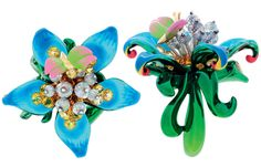 The magnificent work of Dior's fine jewelry director, now displayed in book form, may prompt pricey fantasies.