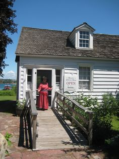 The John Johnston House is just one of the many historical homes here in Sault Ste. Marie, MI. During the summer months these houses are filled with culture, history, and artifacts from as far back as 1823. Plan your  stay today!