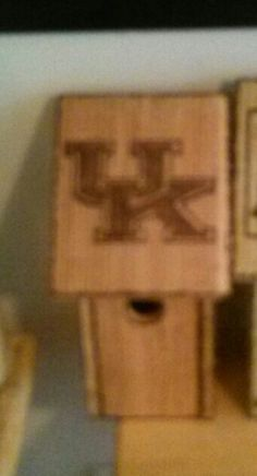 University of Kentucky birdhouse.