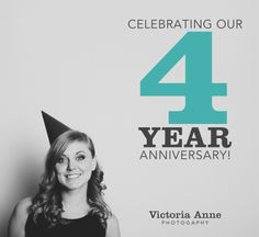 Celebrating our 4 year anniversary! 4 Year Anniversary, Commercial Photography, 4 Years, Victoria, Celebrities, Wedding, Celebs, Mariage, Foreign Celebrities