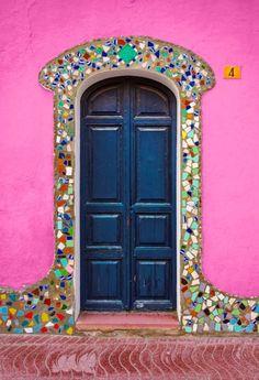 Catalonia, Spain (Doors of the world) Grand Entrance, Entrance Doors, Doorway, Cool Doors, Unique Doors, Door Knockers, Door Knobs, When One Door Closes, Door Entryway