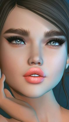 Image uploaded by 𝐆𝐄𝐘𝐀 𝐒𝐇𝐕𝐄𝐂𝐎𝐕𝐀 👣. Find images and videos about girl, fashion and cute on We Heart It - the app to get lost in what you love. Digital Art Girl, Digital Portrait, Fantasy Art Women, Fantasy Girl, Girl Cartoon, Cartoon Art, Greys Anatomy Br, Chica Fantasy, Portraits