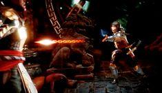 Mortal Kombat Gif, Raiden Mortal Kombat, Scorpion Mortal Kombat, Mortal Kombat Games, Videogames, Jumping Gif, Trailer Song, Pikachu, Pokemon
