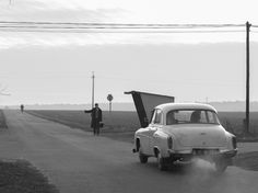 Pawel Pawlikowski's #IdaFilm uses a monochrome palette and a boxy, nostalgic aspect ratio to capture the gloom of 20th-century Polish history and the glimmers of hope that managed to persist. Out in cinemas and on demand now! http://www.IdaFilm.com