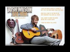 """Fall Apart""- Josh Wilson (This song came to my head A LOT during my journey through cancer) K Love Songs, Hit Songs, Worship Songs, Praise And Worship, Josh Wilson, Uplifting Songs, I Fall Apart, Contemporary Christian Music, Then Sings My Soul"