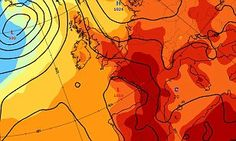 UK weather next week will soar into the 30s with plume of hot air from France | Start of July 2015