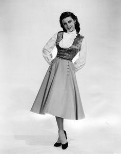 Elaine Stewart 1950's