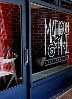 Madison & Pike by Angela Skenandore, via Behance
