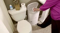 Proper Etiquette When Disposing of Incontinence Products #incontinence #incontinenceproducts #incontinencesupplies