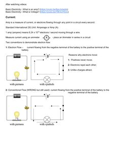Circuit Builder - Student Exploration (GIZMO - www ...