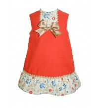 Miss Clementina Red Dress