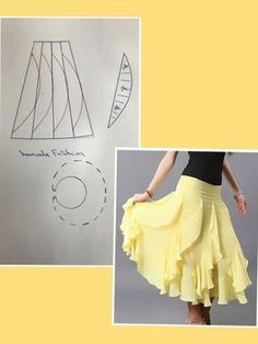 Amazing Sewing Patterns Clone Your Clothes Ideas. Enchanting Sewing Patterns Clone Your Clothes Ideas. Skirt Patterns Sewing, Clothing Patterns, Frock Patterns, Shirt Patterns, Skirt Sewing, Pattern Sewing, Clothing Ideas, Sewing Clothes, Diy Clothes