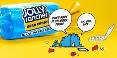 jolly ranchers advertising - Recherche Google