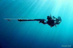 Aj Hally Spearfishing