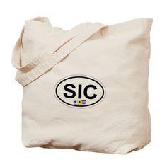 NC Nautical Chart Tote Bag Map Tote Bag Travel Themed Tote Bag Nautical Tote Bag NC: Wrightsville Beach