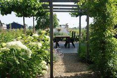 Inspiratie: 39 voorbeelden van strakke tuinen