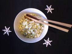 Uudenvuoden perunasalaatti - New Year's Potato Salad