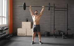 Use this 5-exercise complex to build insanely strong and stable shoulders