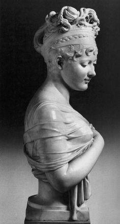 Joseph Chinard - Madame Recamier, 1802