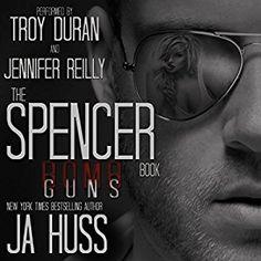 nice Spencer   J A Huss   AudioBook Download