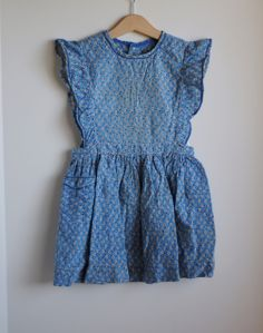 country pinafore