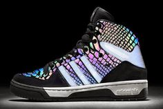 THE SNEAKER ADDICT: adidas Metro Attitude High XENO Sneaker Restock (D...