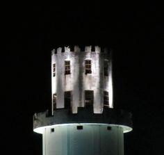 Sulphur Springs Water Tower