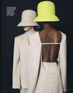 Nina's Duo (Elle Russia)