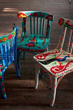 Kringloop heb je stoelen? Maken!!!