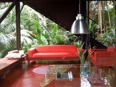 Ganhe uma noite no Praia de Camburi na Mata Atlântica - Casas para Alugar em Praia de Camburi, São Sebastião no Airbnb!