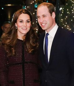 William and Kate arriving in New York 12/7/14