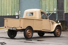 Slough (UK) built Pick-up 2 CV