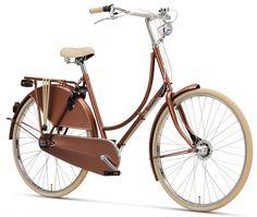 Znalezione obrazy dla zapytania miedziany rower