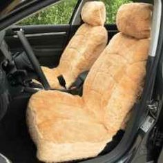 You will find luxury sheepskin seat covers for sale here along with sheepskin seat cushions, steering wheel covers, and seat belt covers. Pretty Cool, Look Cool, Really Cool Stuff, Sheepskin Car Seat Covers, Car Goals, Short Suit, Sunglasses Outlet, Clothes Crafts, Car Accessories