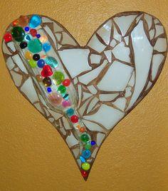 """Fun He""""art"""" Work~ Artist ~ Michelle Brookes"""