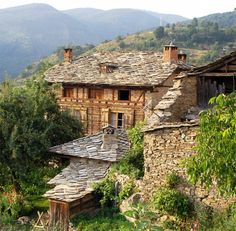 Kovachevitsa is one of the national architectural legends in serene Rodopi mountains of Southern Bulgaria.
