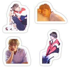 Bts stickers featuring millions of original designs created by independent artists. Pop Stickers, Tumblr Stickers, Bts Taehyung, Bts School, Bullet Journal Lettering Ideas, Bts Face, Bts Love Yourself, Bts Aesthetic Pictures, Aesthetic Stickers