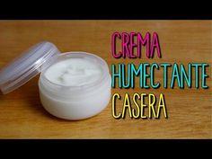 Crema Humectante Casera - Para todo tipo de pieles - Receta Fácil - Catwalk - YouTube
