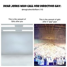 Hahahaha!! True that!! And that's only ONE concert!