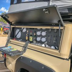 With 400 vendors and well over people at Overland Expo there was a lot to see and do! We dove deep and uncovered the best new gear that will elevate your overland adventures. What new overland adventure gear do you need in your life? Bed Cap, Ute Canopy, Truck Bed Camping, Camping Meals, Camper Trailers, Landrover Camper, Defender Camper, Camper Van, Overland Truck