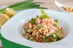 Fitness recepty s vysokým obsahom bielkovín Tofu, Risotto, Food And Drink, Healthy Recipes, Ethnic Recipes, Fitness, Diet, Bulgur, Health Recipes