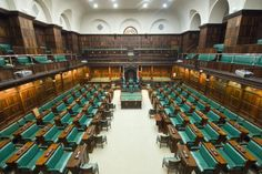 Parliament of South Africa. Old Assembly Cloudy Day, Scores, South Africa, Change, City, Cities
