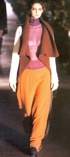 Dries Van Noten Fall/Winter 1999