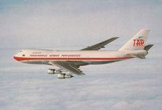 """Boeing 747B """"Navigator Jet"""" - TAP"""