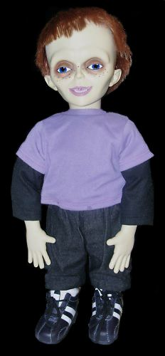 Seed of Chucky Glen doll - life size 26