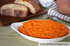 2-ingredient, 20 minute recipe for mashed sweet potatoes that you absolutely cannot fail.